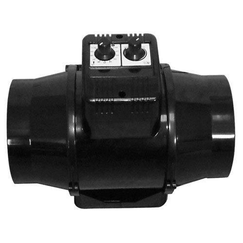 Extracteur Air TT U 125 Thermostat et variateur int/égr/é 280m3//h Winflex