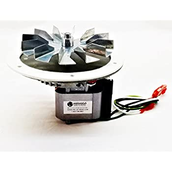 Harman Combustion Exhaust Fan Motor For Pellet Stoves 3