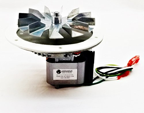 - Breckwell Pellet Stove Combustion Exhaust Blower Fan Motor. A-E-027 - PP7610
