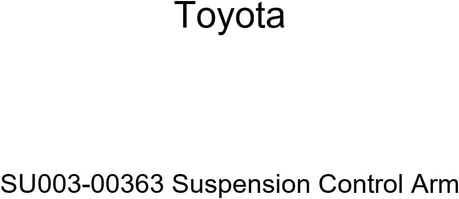 Toyota SU003-00363 Suspension Control Arm