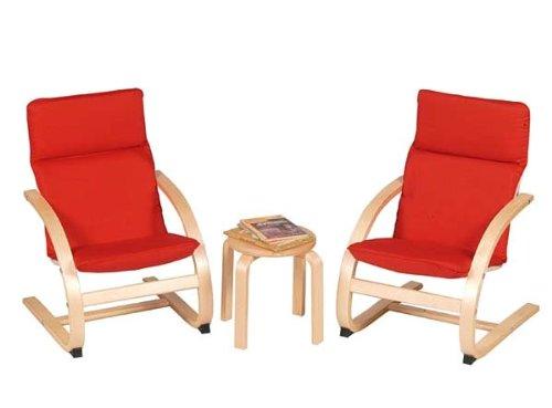 Kiddie Rockers Chair Set (Kiddie Chair)