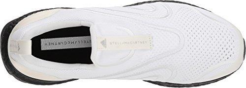 adidas by Stella McCartney Women's Ultraboost Uncaged White/White/Stone Grey 8 M US