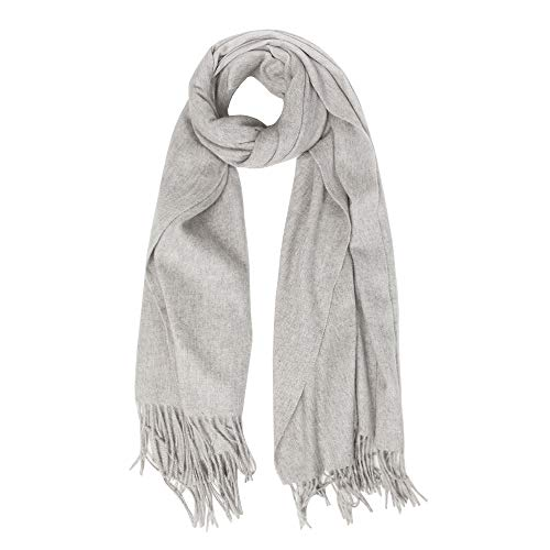 KAISIN 100% Wool Women Soft Shawl Ultra-Plush Comfort Largesize Blanket Scarf,Use For Home,Outdoor,Travel by KAISIN (Image #8)