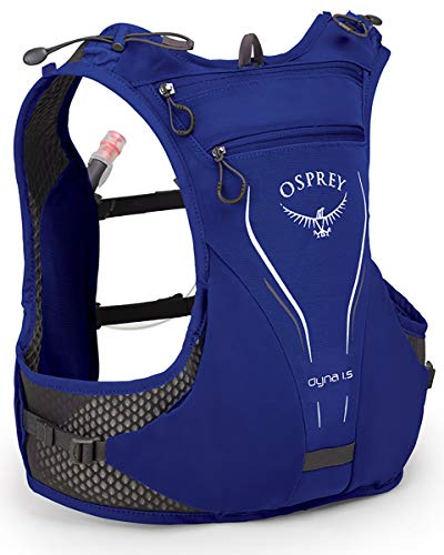Osprey Packs Dyna 1.5L Women's Running Hydration Vest, Purple Storm, WS/Medium