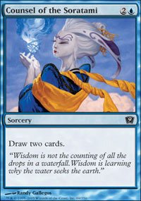 Magic: the Gathering - Counsel of the Soratami - Ninth Edition - -