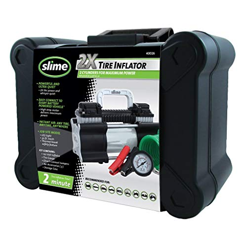 Slime 40026 2X Heavy Duty Direct Drive Tire Inflator - http://coolthings.us