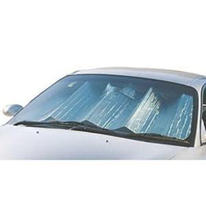 Max Reflector Premium Double Bubble Auto Car Truck Suv Sunshade Jumbo - Reflective Aluminum Coating for Maximum Protection