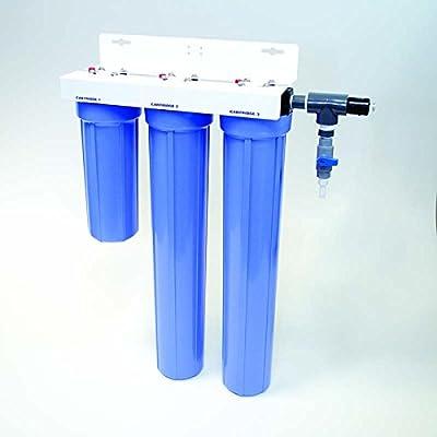 ARIES - Hydra DI System - 2-1/2'' Diameter (10'' Carbon- ( 2) 20'' Mixed Bed- & DI Light), EA1