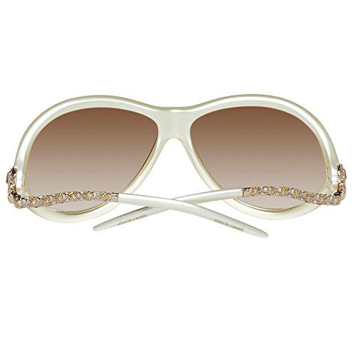 Roberto Cavalli RC853S Sunglasses Ivory