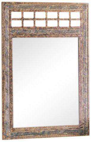 Acme 08634 Vanessa Mirror - vintage farmhouse wall mirror