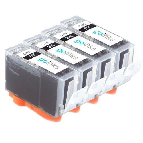 6 opinioni per 4 Compatibile Nero Canon PGI-5Bk Cartuccia di inchiostro per l'uso in Canon