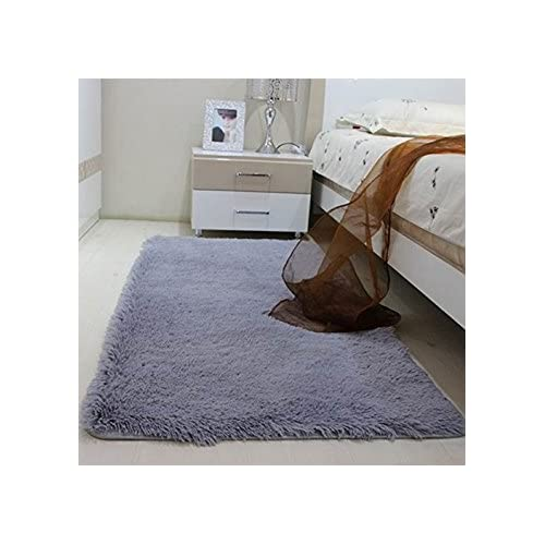 Fluffy Rugs for Bedrooms: Amazon.co.uk