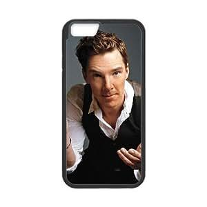 Benedict Cumberbatch iPhone 6 Plus 5.5 Inch Cell Phone Case Black 05Go-242040