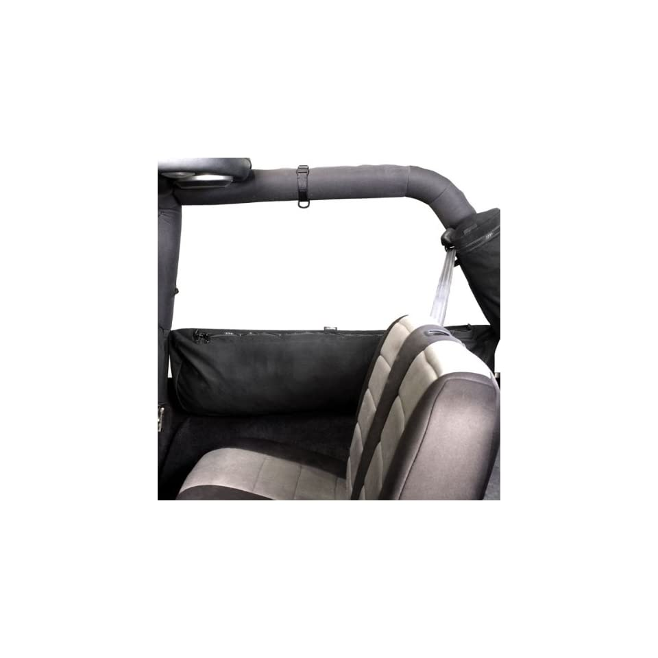 Rugged Ridge 11250.07 Sport Bar Trail Bag for Jeep Wrangler Unlimited 2004 2006 and Wrangler 2007 2010