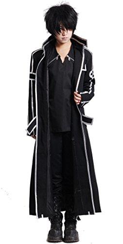 Fullset Online Kirito Cosplay Costume product image
