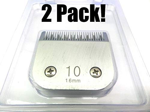 (2) Clipper Blade for Oster 919-04 A5 Power Pro