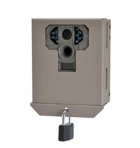 Stealth Cam Security/Bear Box for P SERIES Camera, Brown, Right