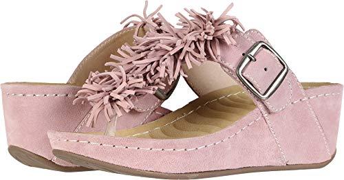 (David Tate Women's Festive Pink 10 M)