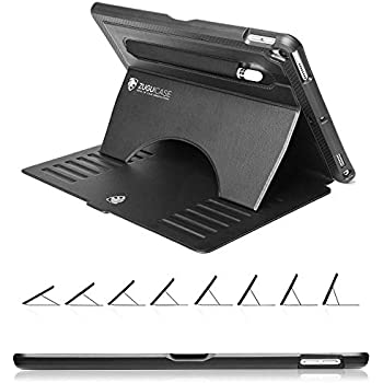 Amazon.com: Fintie Case with Built-in Pencil Holder for iPad ...