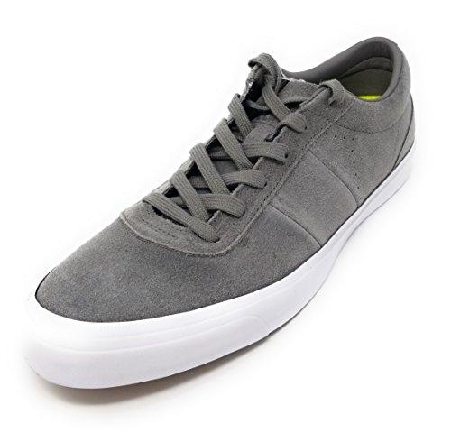 Converser Une Étoile Cc Ox Charcoal Gris Mens Fashion Sneaker