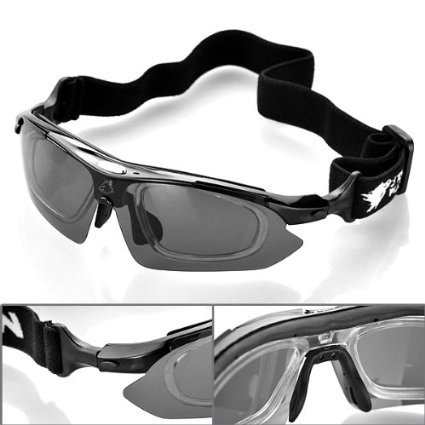 Polarized Sunglasses Changeable Complete Carrying