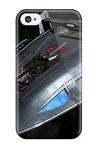 Hot Design Premium YRbzXWP586GNVOW Tpu YY-ONE Iphone 4/4s Protection Case(star Trek)