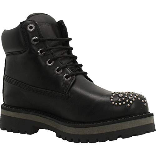 Marca Mujer Modelo High Ankle Botas Para Lumberjack Lumberjack Color S Negro Negro Mujer Boot UwSxFxpq
