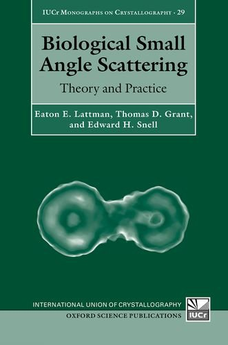 Biological Small Angle Scattering: Theory and Practice