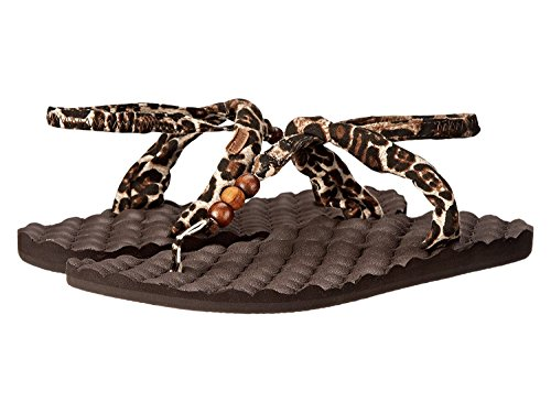 Freewaters Femmes Print Freewaters Leopard brown Femmes Leopard 6qxwvtRE