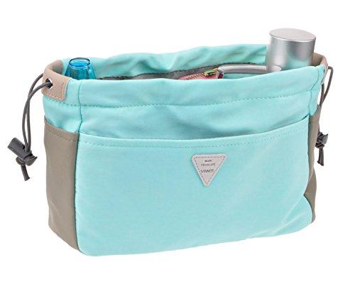Vercord Canvas Handbag Organizers, Sturdy Purse Insert Organizer Bag in Bag, 2 Sizes Celeste S ()