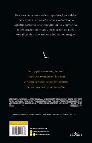 La casa con un reloj en sus paredes / The House with a Clock in Its Walls (Spanish Edition)