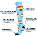 7 Pairs Best Medical Compression Socks Women Men