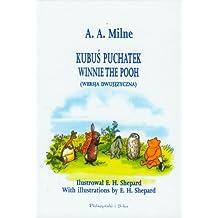 Kubus Puchatek Winnie the Pooh wersja dwujezyczna