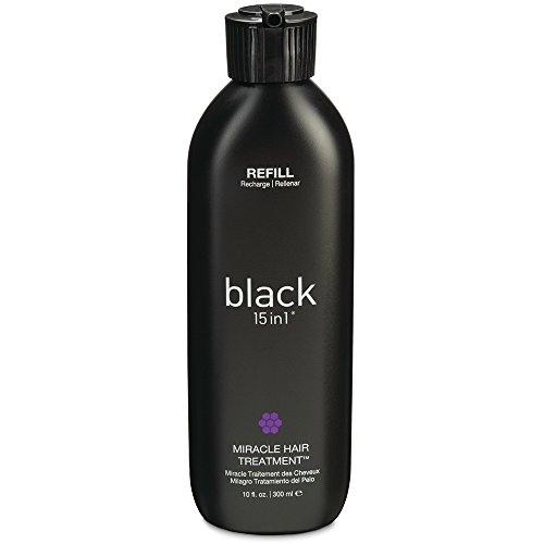- black 15in1 Miracle Hair Treatment, 10 Ounce