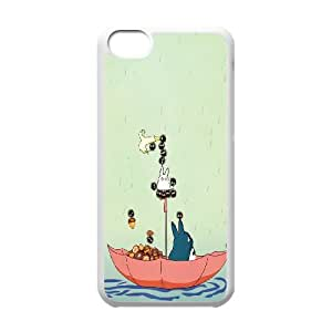 Custom Case My Neighbor Totoro For iPhone 5C Q3V653251