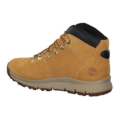 Timberland World Stivali Chiaro Uomo Marrone Hiker Wheat r4qPrgA