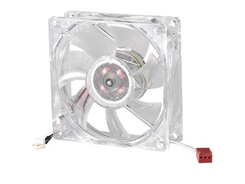 Cooler Master 80mm LED Case Fan Blue - (TLF-S82-EB) (Master Case 80mm Fan Cooler)