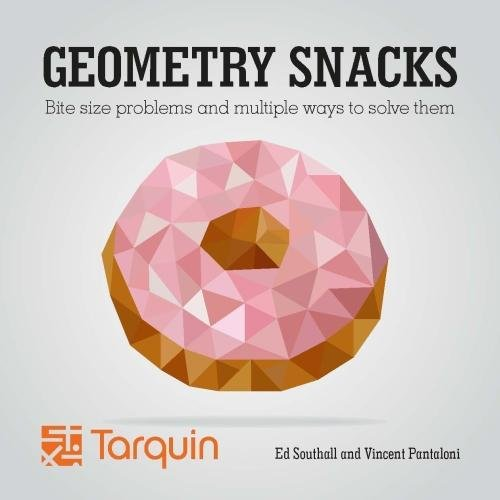 Book GEOMETRY SNACKS, Ages 8-80 P.P.T