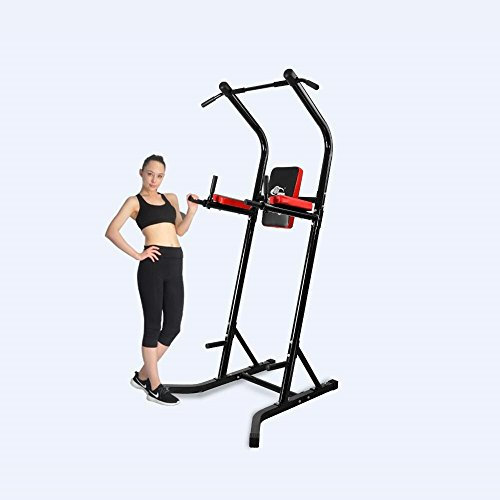 Crystal SJ 600 Sports Equipment Power Tower Pull Up Bar Standing Tower