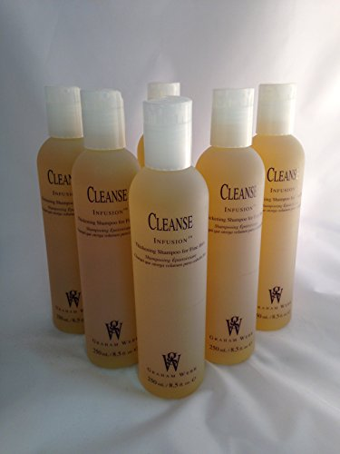 (Graham Webb Cleanse Infusion Thickening Shampoo 8.5 oz ~ 6 PACK)