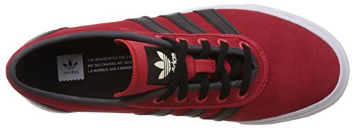 Rosso Grey Solid Scarpe Adulto da Skateboard Core Red Rot Unisex adidas Dgh Adiease Black Collegiate YHq6aa