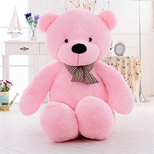 - MaoGoLan Giant Teddy Bear Big Stuffed Animals Plush Toy for Girls Children Girlfriend Valentine's Day 47 inch Large Bear