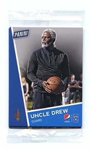 Uncle Drew Kyrie Irving Panini Pepsi Trading Card Set Cleveland Cavaliers SGA 11-21-15 by Sports-Autographs