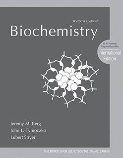 Amazon loose leaf version for biochemistry 9781429273961 biochemistry jeremy m berg john l tymoczko lubert stryer fandeluxe Gallery