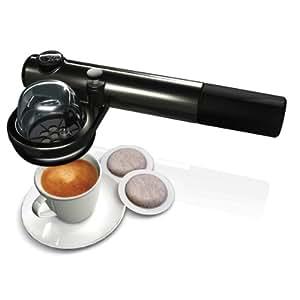 Hand-Pump Portable Espresso Machine - Free Handpresso Carry Case