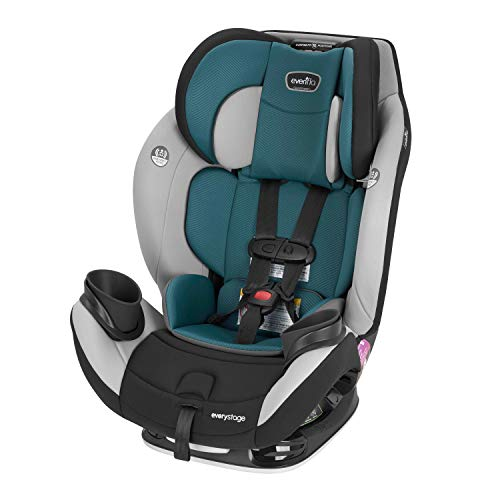 Evenflo EveryStage LX All-in-One Car Seat, Luna
