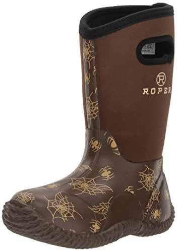 Picture of Roper Boys' Spidy, Brown, 1 M US Little Kid