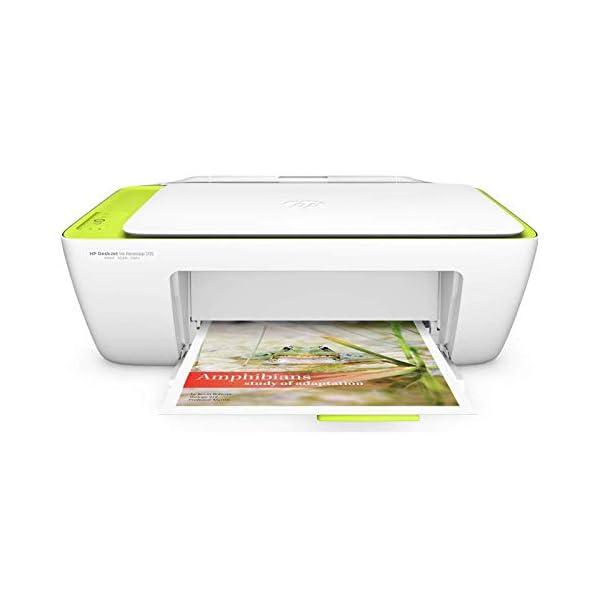 HP DeskJet 2135 All-in-One Ink Advantage Colour Printer 1