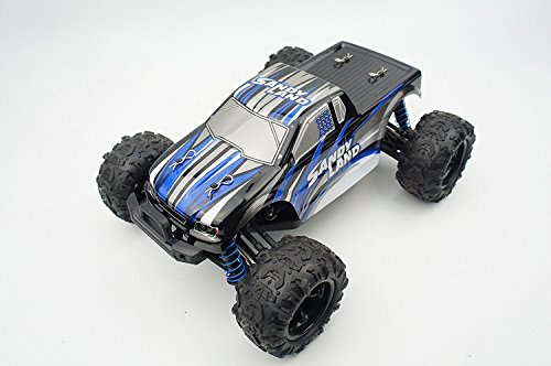 Bestoying RC Car 9300, 40km/h 1/18 Scale Radio Controlled Electric Car - Offroad 2.4Ghz 2WD Remote Control Truck - Best Christmas Gift for Kids and Adults