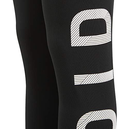 Br meisjes Yg panty L Tr Adidas zwart wit nHg7x4wq